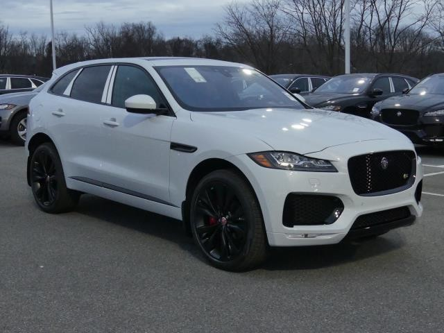 New 2020 Jaguar F-PACE S