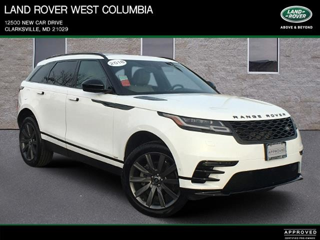 Certified Pre-Owned 2018 Land Rover Range Rover Velar R-Dynamic HSE