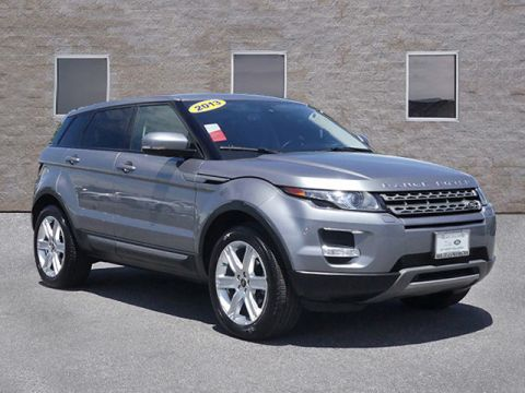 Pre-Owned 2013 Land Rover Range Rover Evoque Pure Plus