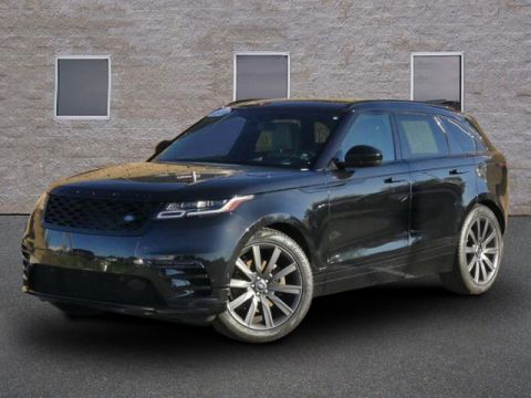 Pre-Owned 2018 Land Rover Range Rover Velar First Edition